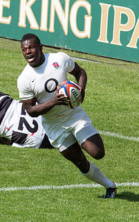 Christian Wade English rugby union and American football player