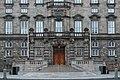 Christiansborg indgang til Folketinget 2009.JPG