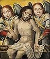 Christus von zwei Engeln gestützt Dt 16 Jh.jpg