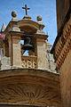 Church bell tower. Valletta, Malta, Mediterranean Sea.jpg