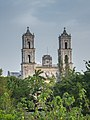 Church in valladolid Mexico (21200635440).jpg