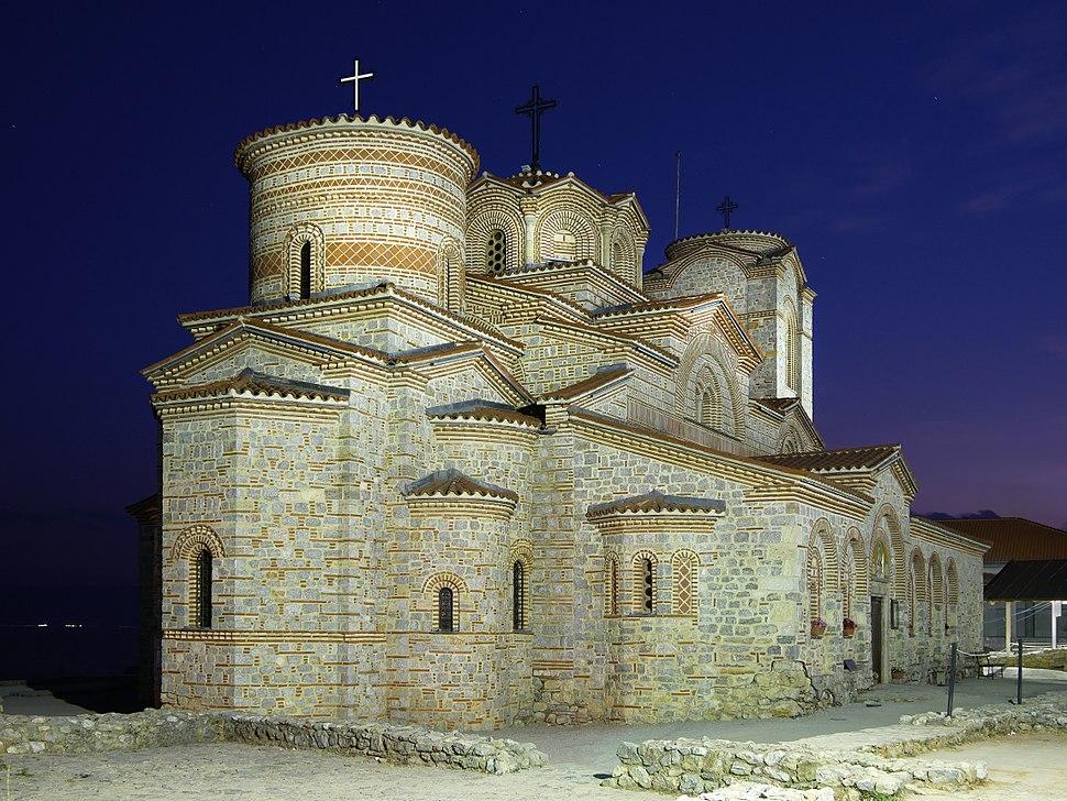 Church of Saints Clement and Panteleimon (Ohrid)