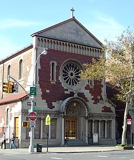 Church of the Guardian Angel (Manhattan)