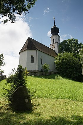 Church st laurentius ainring bavaria germany.jpg