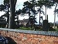 Church yard, Old Church Road, Water Orton - geograph.org.uk - 1725657.jpg