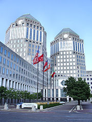 P&G HQ in Cincinnati