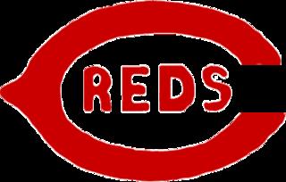 Logos and uniforms of the Cincinnati Reds