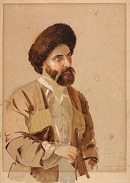Circassian prince