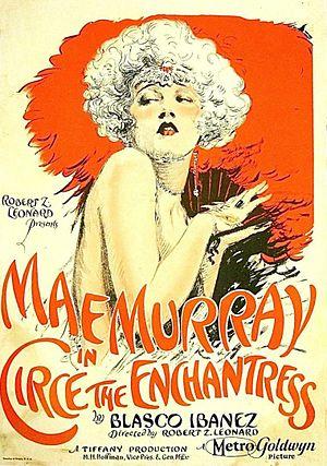 Circe, the Enchantress - lobby poster