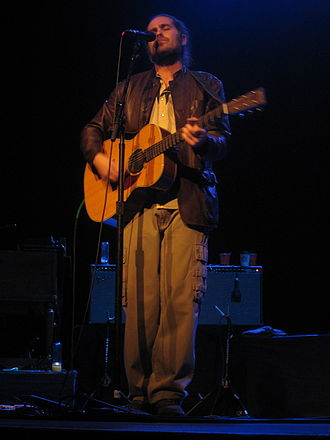 Citizen Cope - Citizen Cope in Seattle, Washington, in 2008