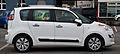 Citroën C3 Picasso HDi 115 Exclusive (Facelift) – Seitenansicht, 1. März 2014, Wuppertal.jpg