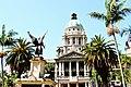 City Hall and Francis Farewell Gardens, VIII Durban 9 2 407 0010.jpg