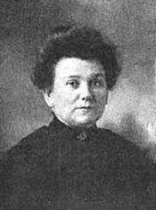 Photo of Clara W. Beebe