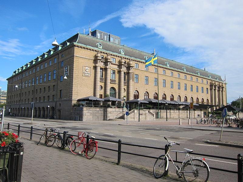 Clarion Hotel Post Gothenburg