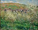 Claude Monet - Flowering Plum Trees - Google Art Project.jpg