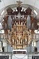 Clausthal-Zellerfeld - Marktkirche - Altar und Orgel 2014-05.jpg