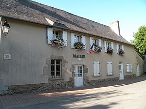 Clayes - Town hall