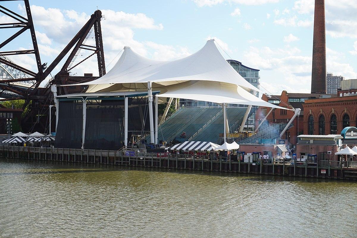 Jacobs Pavilion - Wikipedia