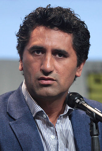 Cliff Curtis - Cliff Curtis at the 2015 San Diego Comic Con International.