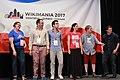 Closing ceremony Wikimania 2017 IMG 5661.JPG