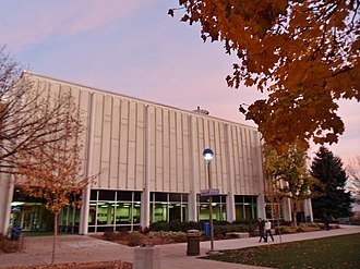 Ira A. Fulton College of Engineering and Technology - The Clyde building