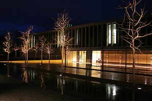 Cambridge University Botanic Garden - Sainsbury Laboratory Cambridge University