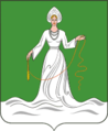 Coat of Arms of Drezna (Moscow oblast).png