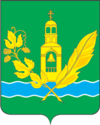 Coat of Arms of Kurovskoye (Moscow oblast).png