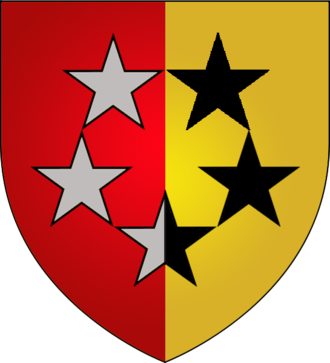 Consdorf - Image: Coat of arms consdorf luxbrg