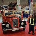Coches antiguos de bomberos en la Casa de Campo (06).jpg