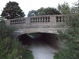 Cockayne's Bridge over the Derby Canal (15)