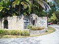 Coco Grove FL Plymouth Congreg Church entr01.jpg