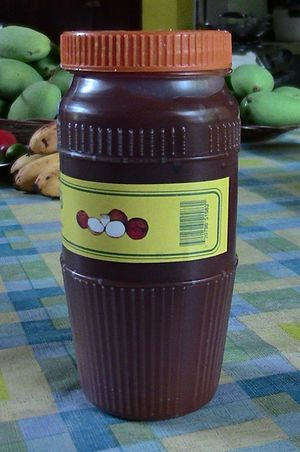 Coconut jam - Image: Coconut jam from Philippines