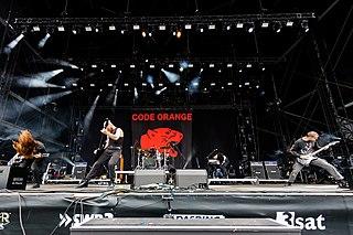 Code Orange (band) American hardcore punk band