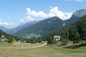 Image illustrative de l'article Col du Cucheron