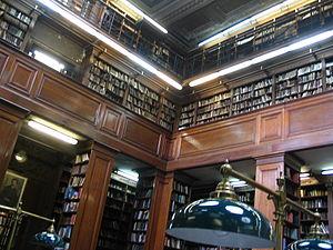 Colegio Nacional de Buenos Aires - Library of the Colegio Nacional