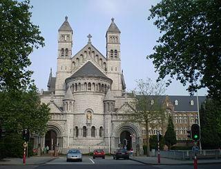 Saint John Berchmans Church, Brussels
