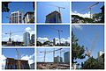 Collage of Construction Cranes (13661246133).jpg