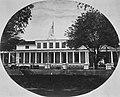 Collectie NMvWereldculturen, TM-60025122, Foto- Het paleis van de gouverneur-generaal in Rijswijk, Batavia, 1860-1900.jpg