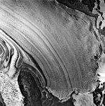 Columbia Glacier, Calving Terminus and Calving Distributary, July 24, 1976 (GLACIERS 1287).jpg