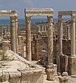 Columns at Leptis Magna - Flickr - nmcgregor98.jpg