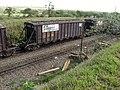 Comboios em cruzamento no pátio da Estação Ferroviária de Salto - Variante Boa Vista-Guaianã km 210 - panoramio (2).jpg