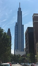 List of tallest buildings in Philadelphia - Wikipedia