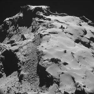Comet 67P on 28 October 2014 NavCam B.jpg