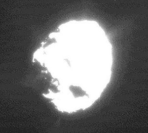 81P/Wild - Image: Comet wild 2 jet plumes