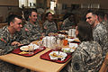 Command Sgt. Maj. David Davenport visits Soldiers in Italy (7005567327).jpg