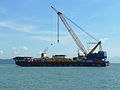 Con Son pipelaying barge (4808105614).jpg