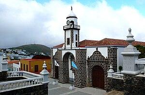 Valverde, Santa Cruz de Tenerife - Church of Nuestra Señora de la Concepción, Valverde