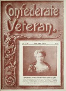 Confederate Veteran volume 18.djvu