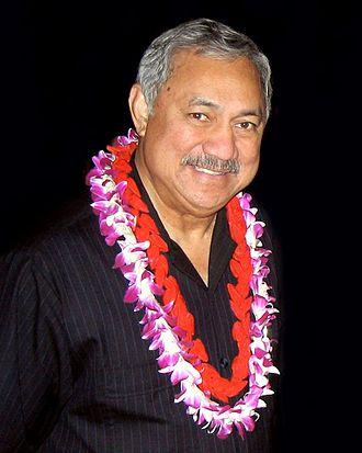 Eni Faleomavaega - Image: Congressman Eni Faleomavaega